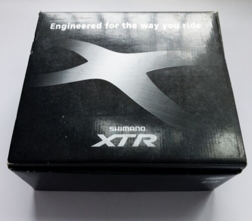 Shimano XTR ST-M970 3x9-speed Shimano NEW IN BOX Dual Control shifter V-Brake
