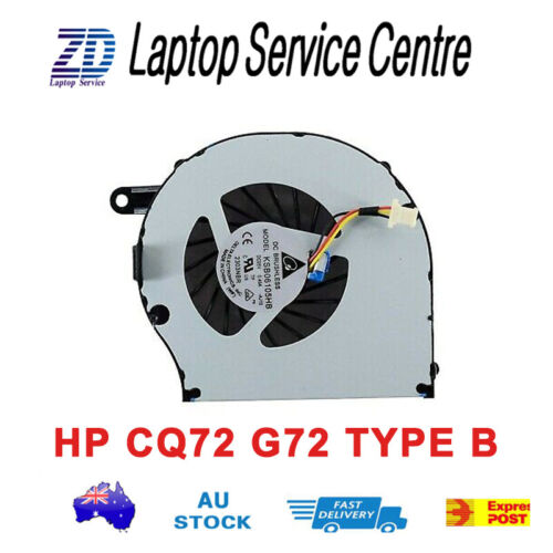 NEW! CPU COOLING FAN FOR HP Compaq CQ72 G72 TYPE B,