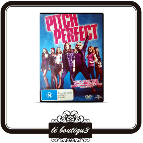 Pitch Perfect (DVD, 2015)