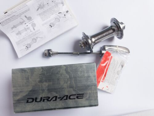 NOS Shimano Dura Ace HB-7800 10 SPEED 32h  FRONT HUB NEW  MOZZO NUOVO ANTERIORE