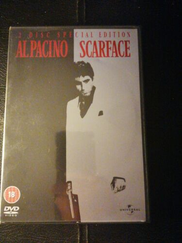 Scarface (DVD, 2003, 2-Disc Set, Widescreen Anniversary Edition)