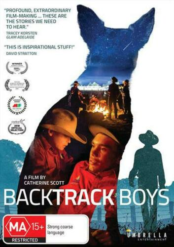 Backtrack Boys (DVD) A Film by Catherine Scott [All Regions] NEW/SEALED