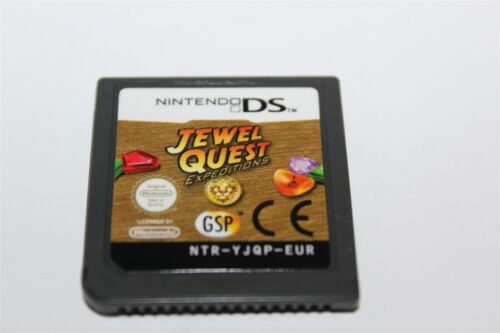 Nintendo DS Jewel Quest Expeditions DS Game Cartridge Only