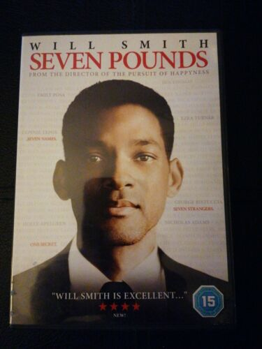 Seven Pounds (DVD 2009) Will Smith