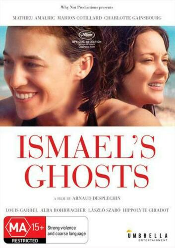 Ismael's Ghosts (DVD) NEW/SEALED