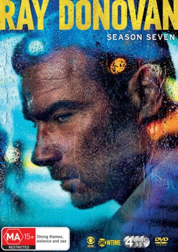Ray Donovan Season 7 Series Seven Box Set DVD Region 4 NEW // PRE-ORDER <br/> *** PRE-ORDER *** EXPECTED DELIVERY DATE 06/05/2020 ***