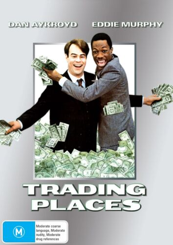 Trading Places DVD Region 4 NEW