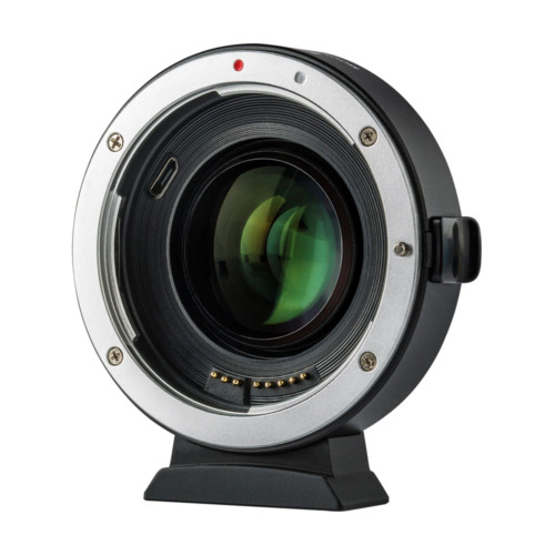 Viltrox EF-EOS M2 Auto Focus Lens Adapter Mount 0.71x Focal Reducer Booster