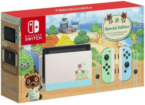 NEW Nintendo Switch Console - Neon (FREE EXPRESS)