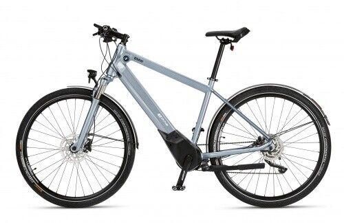 Original BMW Active Hybrid E-Bike Blau metallic NEU