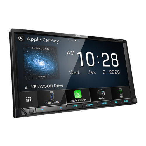 Kenwood DMX8020S Monitor Receiver with Android auto and Apple CarPlay