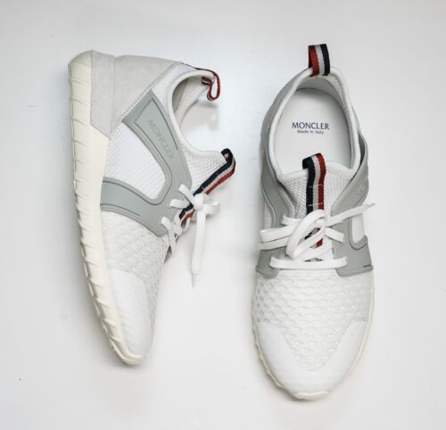 New in Box Moncler White Sneaker A1014100