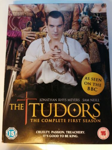 The Tudors complete first season (3disc) Johnathan Reese Meyers