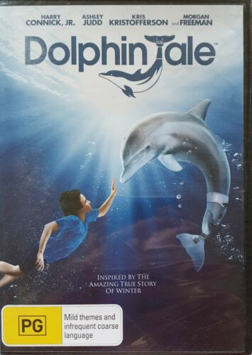 Dolphin Tale : starring Harry Connick Jnr, Ashley Judd and Kris Kristofferson