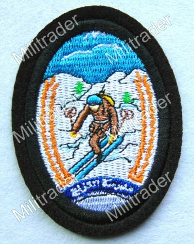Lebanon Lebanese Mountaineering Ski School Patch (Special Forces) SmallOther Militaria - 135