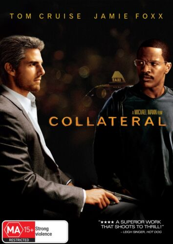 Collateral DVD Region 4 NEW
