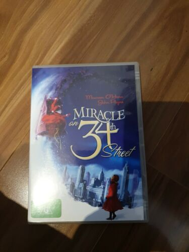 Miracle On 34th Street, DVD