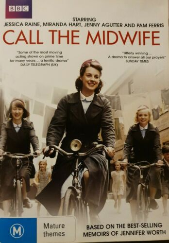 Call The Midwife (DVD, 2012, 2-Disc Set) FREE POST