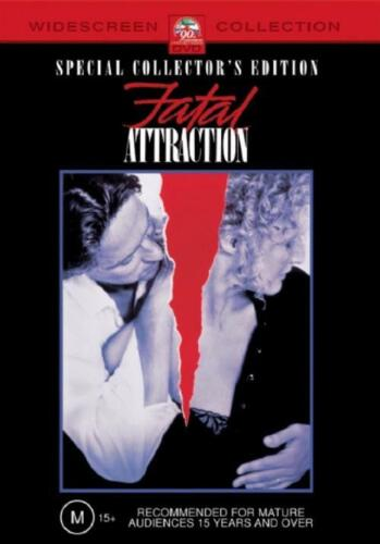 Fatal Attraction (DVD, 1997) VGC,  FREE POST