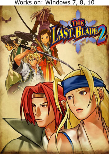 The Last Blade 2 PC Game Windows 7 8 10