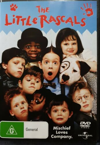 The Little Rascals DVD (PAL, 2007) FREE POST