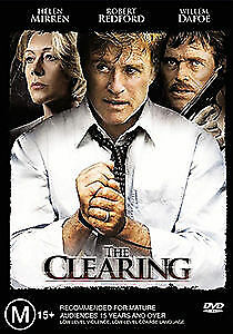 The Clearing DVD (PAL, 2005) Free Post