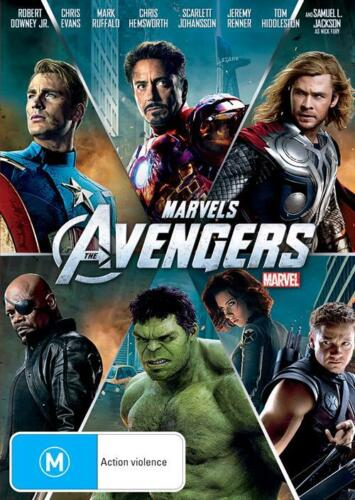 The Avengers DVD, (Pal, 2012) FREE POST