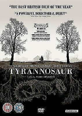 Tyrannosaur DVD Brand New & Sealed Region 2