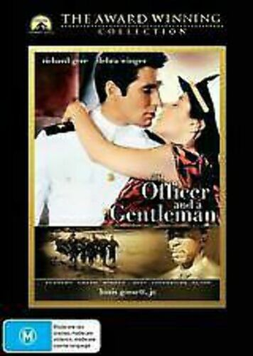 An Officer And A Gentleman, DVD very good condition  t102 region 4