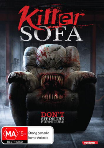 Killer Sofa  - DVD - NEW Region 4