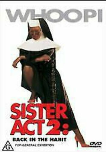 Sister Act 2 - Back In The Habit, DVD very good condition  t747