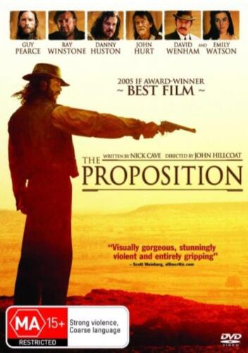 The Proposition DVD (PAL, 2006) VGC,  FREE POST