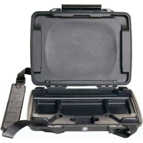 Pelican 1075 iPad Case for iPad and Keyboard Case with Carry Strap
