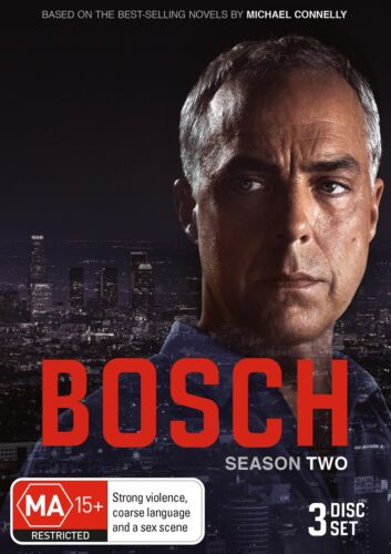 Bosch Season 2 Series Two Box Set DVD Region 4 NEW