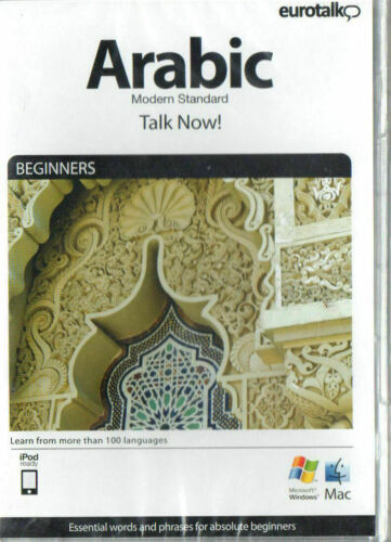 Talk Now! Learn Arabic (Modern Standard): Essential Words and Phrases Beginners