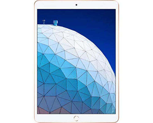 Apple iPad Air 3 (LATEST VERSION) 64GB, Gold, Wi-Fi Only, 10.5 - inch
