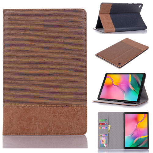 For Samsung Galaxy Tab S6 Lite 10.4 P610 P615 2020 Leather Shockproof Smart Case
