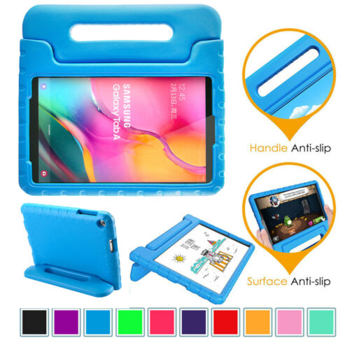 """For Samsung Galaxy Tab A 10.1"""" 2019 Kids EVA Stand Handle Shockproof Case Cover"""