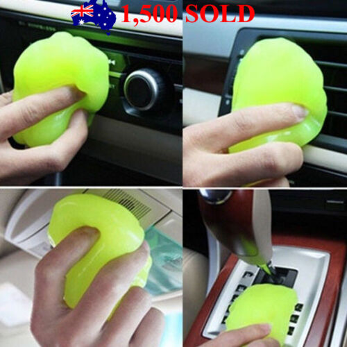 Car Care Auto Interior Detailing Magic Cleaning Gel Slime Dust Cleaner Duster