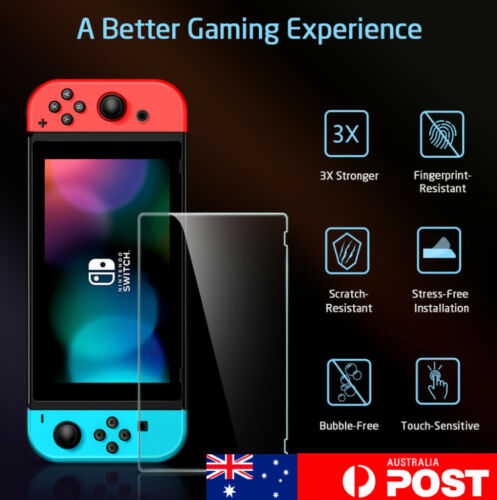 For Nintendo Switch Screen Shield - Screen Protector Film Anti Scratch Guard