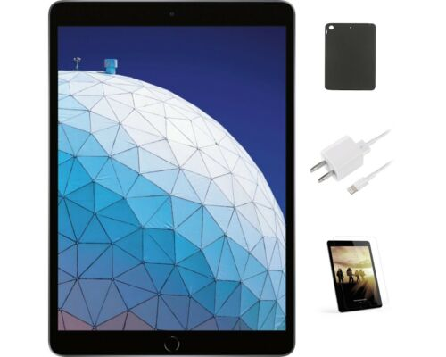 Bundle Special - Apple iPad 6th Gen. 32GB, Space Gray, Wi-Fi Only, 9.7-inch