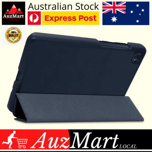 Lenovo Tab M7 Tri-Fold Leather Strong Magnetic Case Cover TB-7305F/I/X - 7""