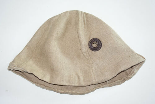 GERMAN AUSTRIAN ARMY WW1 REPRO M17 M18 Helmet cover drawstring type Sz 66Germany - 156409