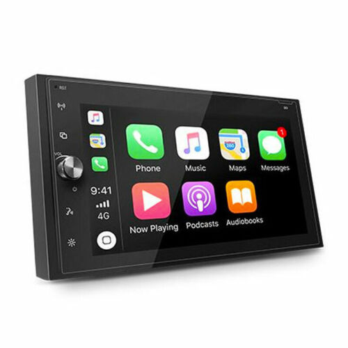 """Axis AX1870CP 6.8"""" Multimedia receiver with Apple Carplay"""