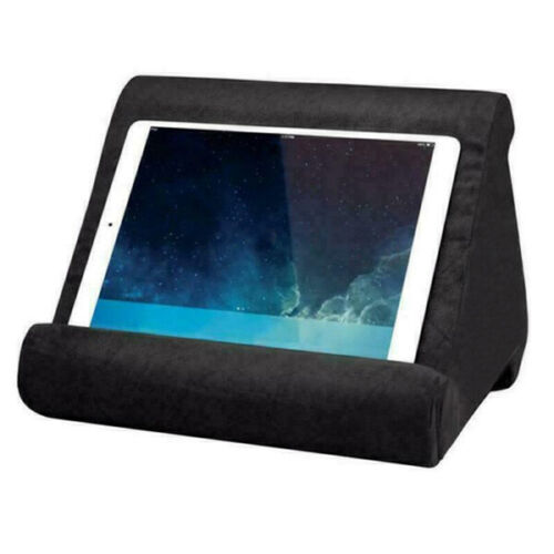 Tablet Pillow Stands For iPad Book Reader Holder Rest Laps Reading Cushion