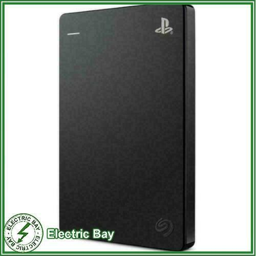 Seagate 2TB Game Drive External Hard Drive for PS4 PlayStation 4 STGD2000200 NEW