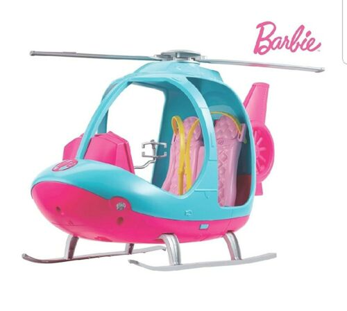 Barbie Adventures Travel Helicopter