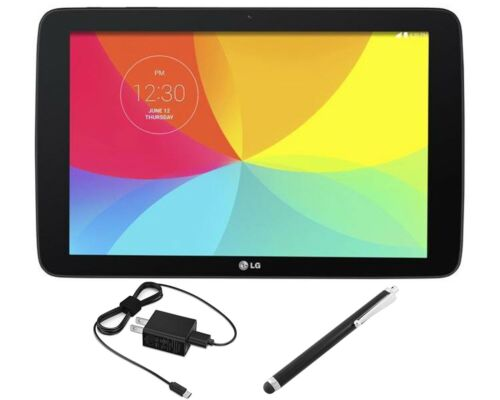 LG G Pad (V700) 10.1-inch, 16GB, Black, Wi-Fi Only - Exclusive Bundle Included