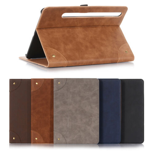 Leather Shockproof Case Cover For Samsung GalaxyTabS7Plus12.4 SM-T970 Tablet