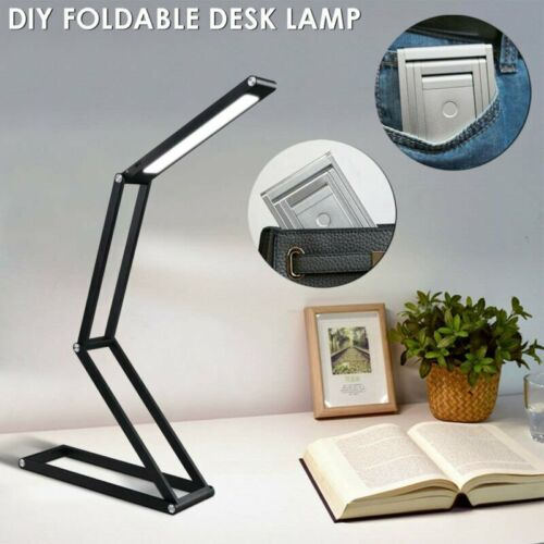 Rechargeable Portable LED Nail Table Lamp Manicure Makeup Tattoo Salon Spa Light